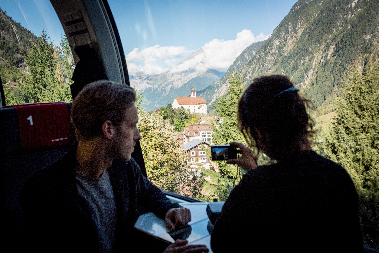 lucerne train tour