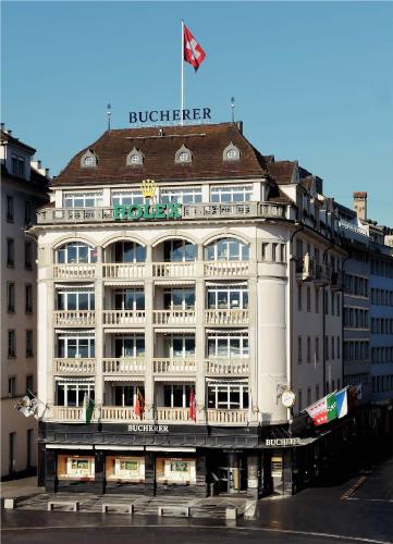 Bucherer - Lucerne shop